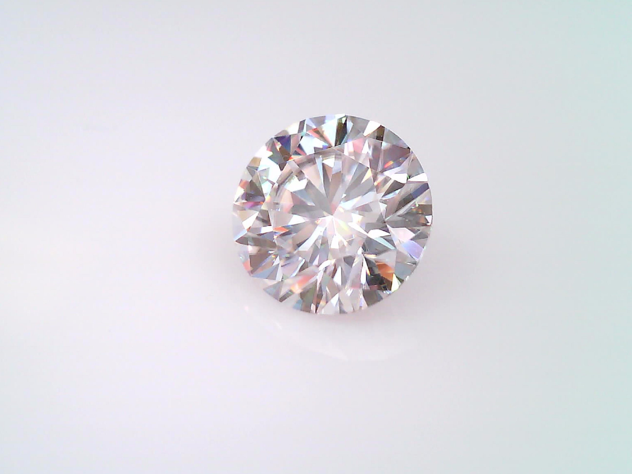 Moissanite D-E Color