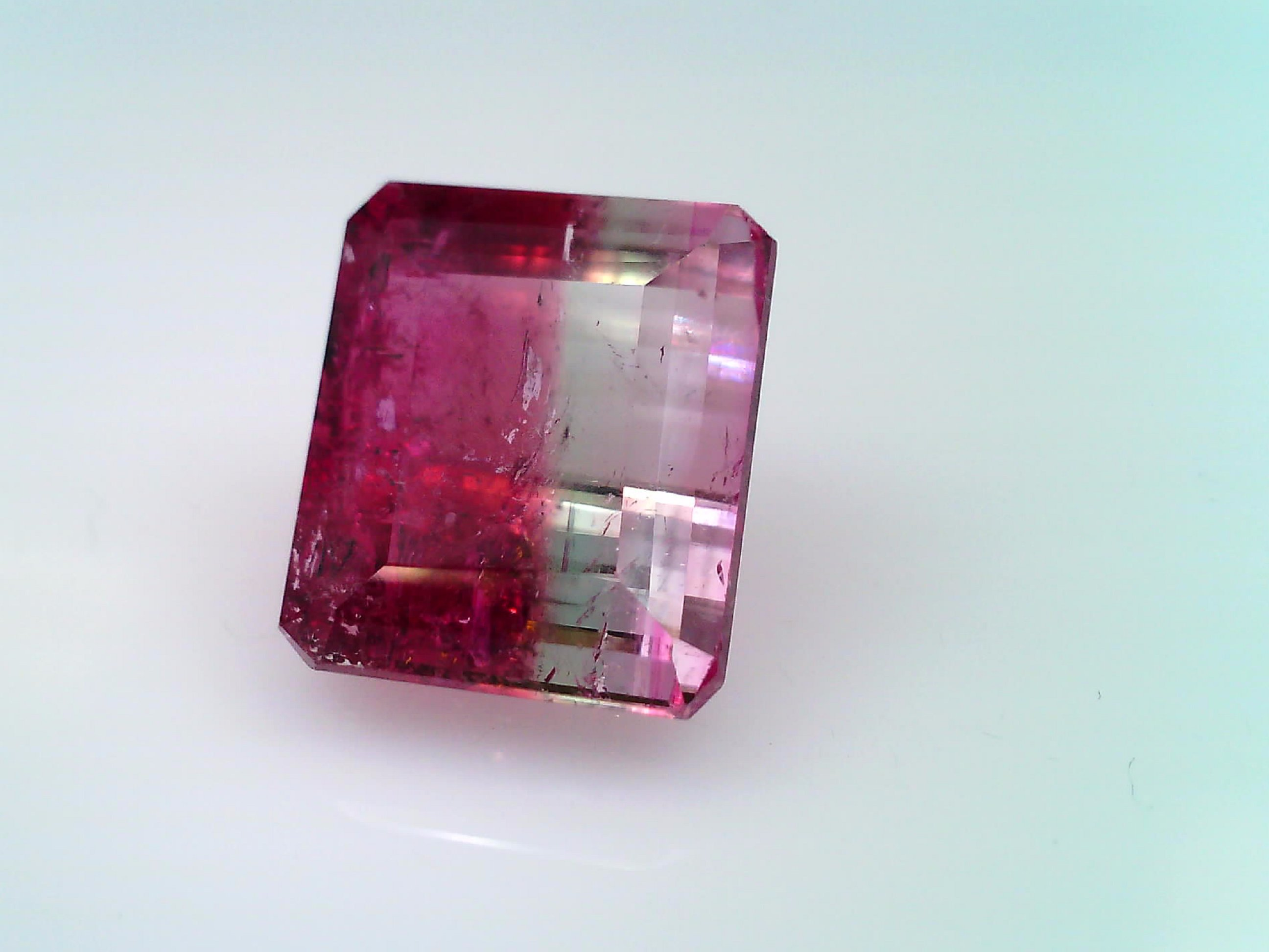 Bi-Colored Tourmaline