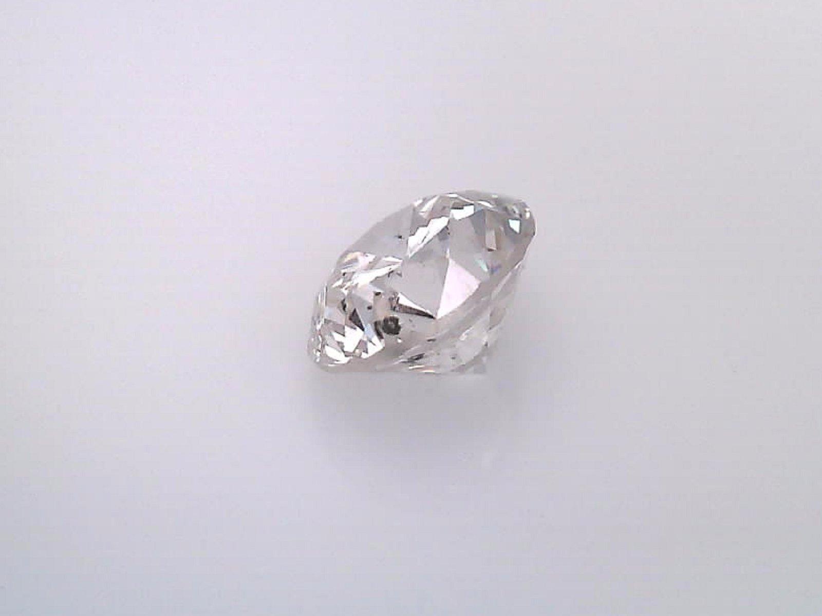 0.91Ct I-J Color Diamond