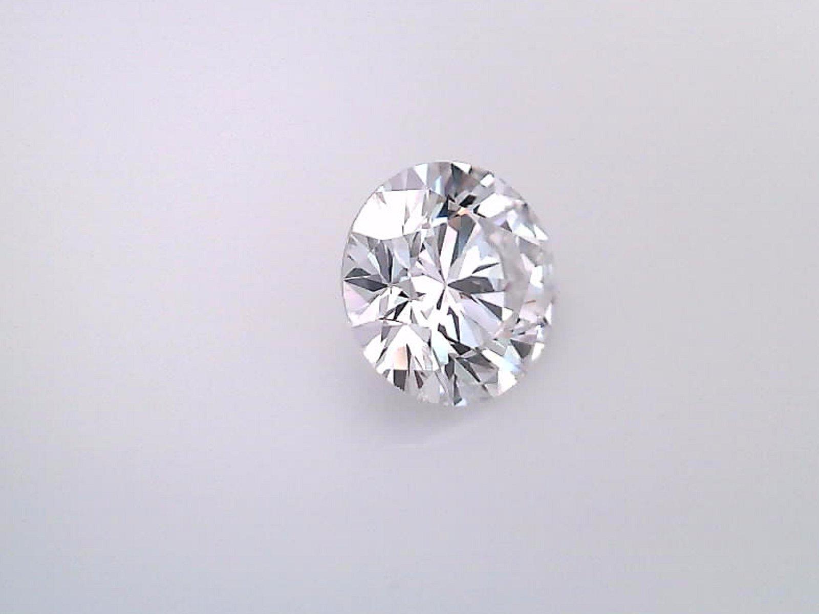 0.62Ct E Color Diamond